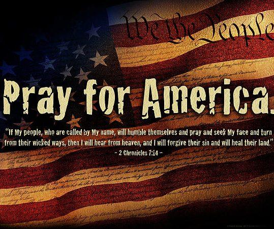 National Prayer Alerts!