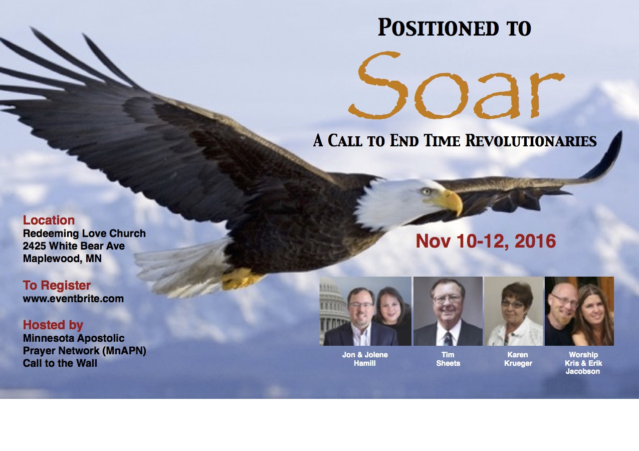 Soar flyer copy